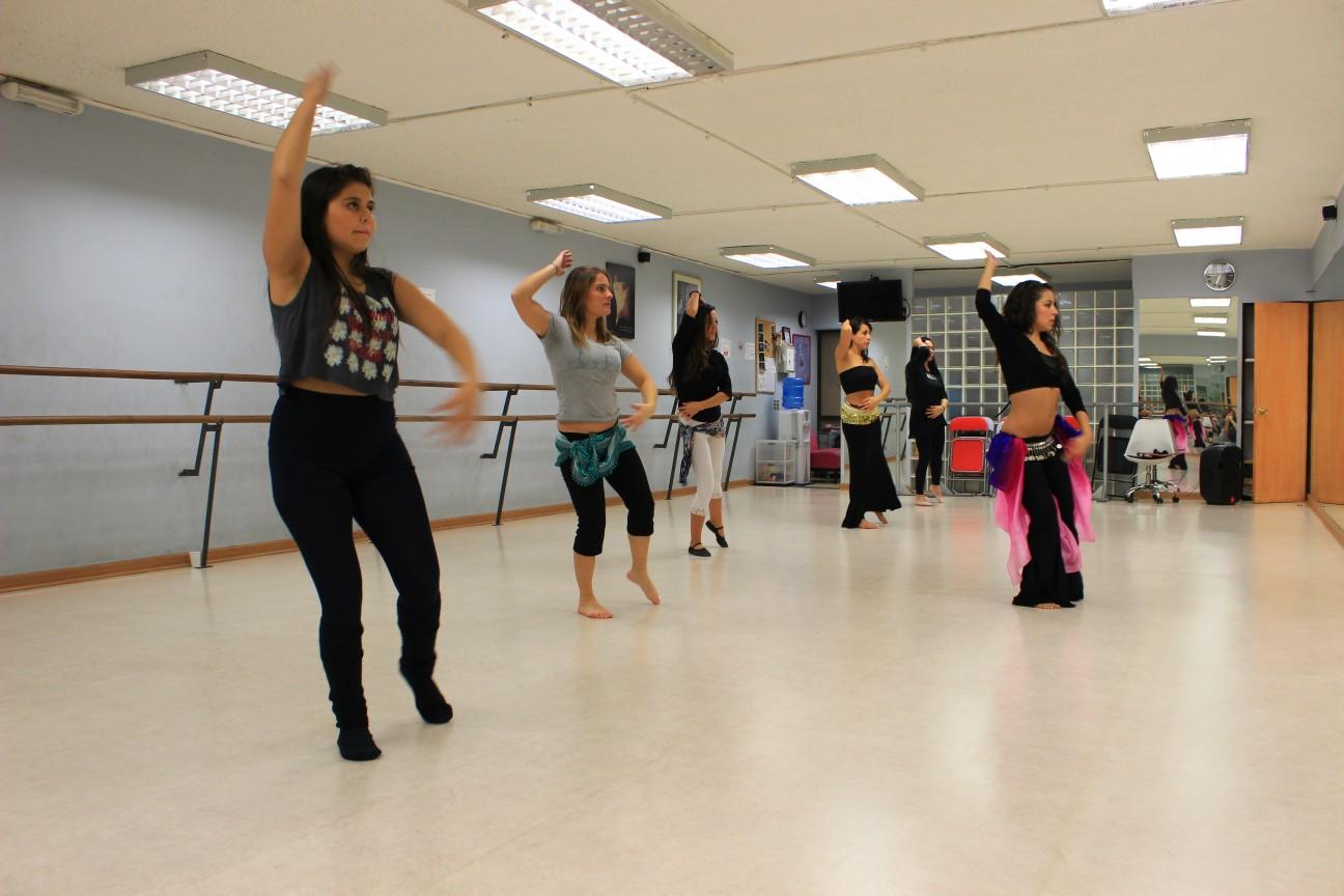 Danza Árabe en Las Condes