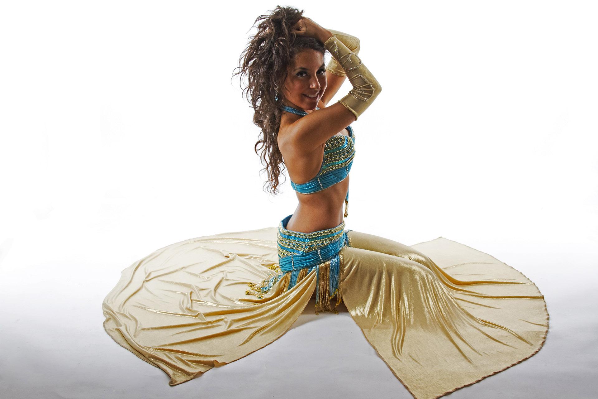 Clases Danza Árabe
